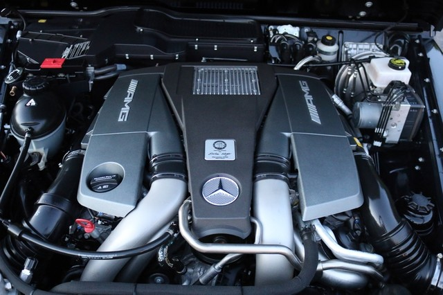 2015 Mercedes-Benz G 63 AMG Mooresville, North Carolina 65