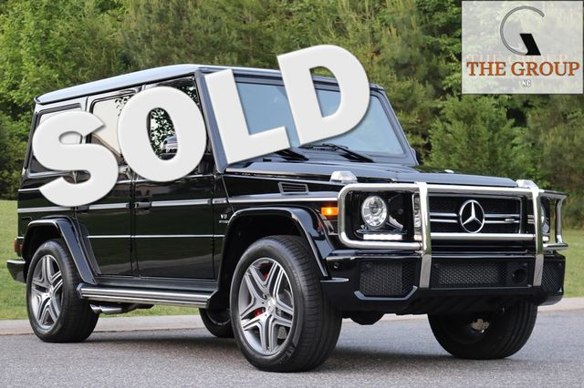2015 Mercedes-Benz G 63 AMG Mooresville, North Carolina 0