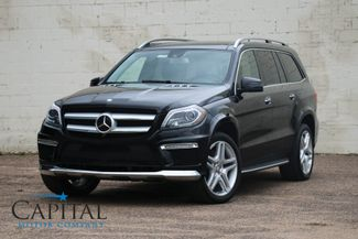 2015 Mercedes-Benz GL 550 4Matic AWD 7-Passenger SUV w/Navigation, in Eau Claire, Wisconsin