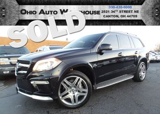 2015 Mercedes-Benz GL 63 AMG 4Matic Nav Pano FACTORY WARRANTY 1-Own We Finance | Canton, Ohio | Ohio Auto Warehouse LLC in  Ohio