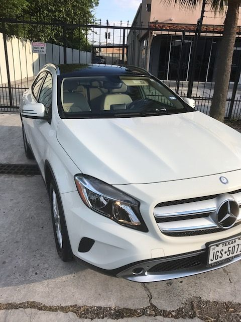 2015 Mercedes-Benz GLA 250 Houston, Texas 1
