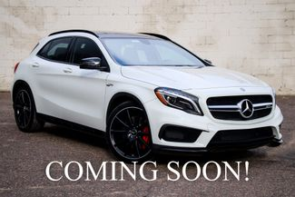 2015 Mercedes-Benz GLA 45 AMG 4Matic AWD Luxury Hatchback w/ in Eau Claire, Wisconsin