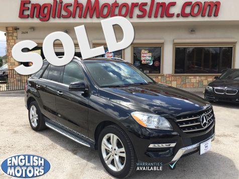 2015 Mercedes-Benz ML 350  in Brownsville, TX
