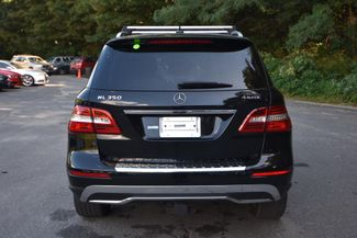 2015 Mercedes-Benz ML 350 4Matic Naugatuck, Connecticut 3