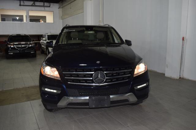 2015 Mercedes-Benz ML 350 ML350 SUV Richmond Hill, New York 2