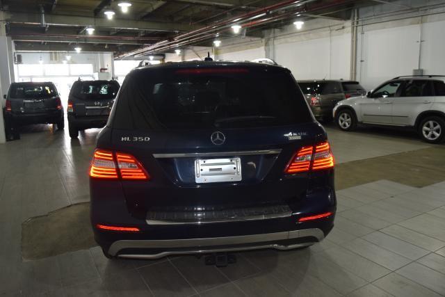 2015 Mercedes-Benz ML 350 ML350 SUV Richmond Hill, New York 4