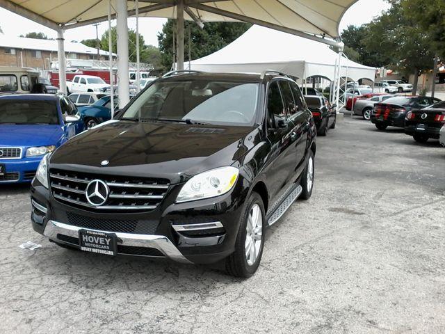 2015 Mercedes-Benz ML 350 San Antonio, Texas 1