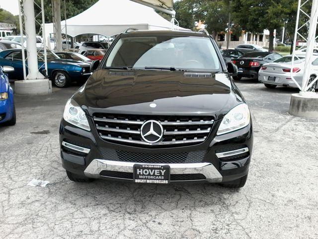 2015 Mercedes-Benz ML 350 San Antonio, Texas 2