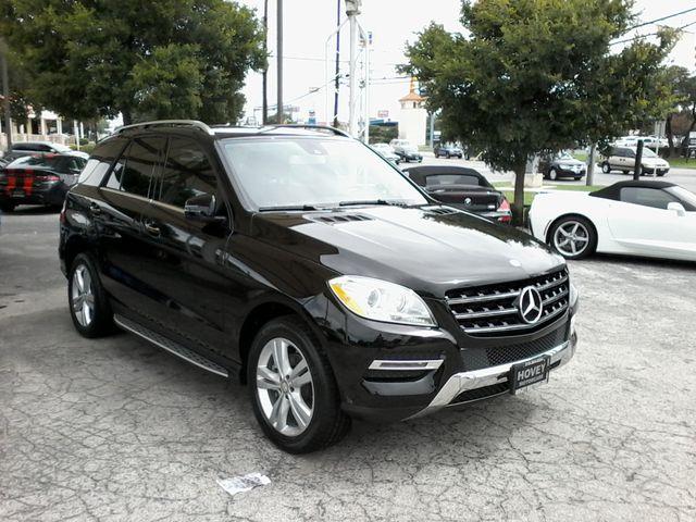 2015 Mercedes-Benz ML 350 San Antonio, Texas 3