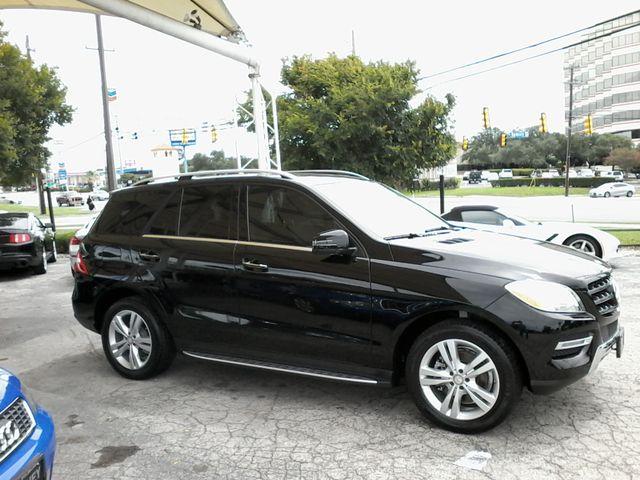 2015 Mercedes-Benz ML 350 San Antonio, Texas 4