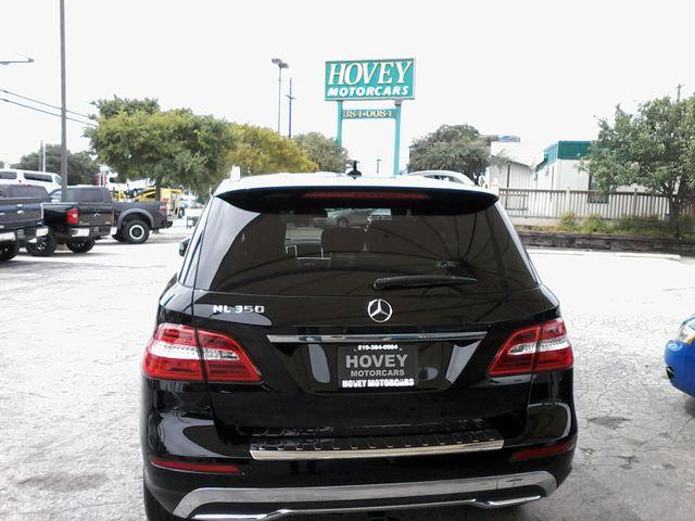 2015 Mercedes-Benz ML 350 San Antonio, Texas 6