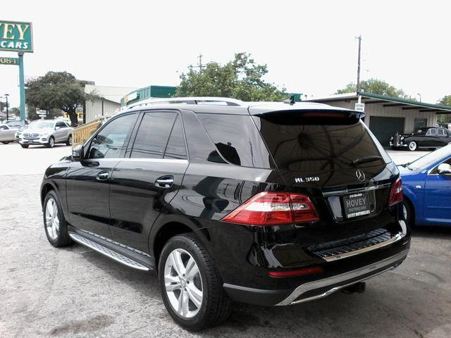 2015 Mercedes-Benz ML 350 San Antonio, Texas 7