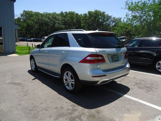 2015 Mercedes-Benz ML 350 w PANORAMIC ROOF SEFFNER, Florida 11