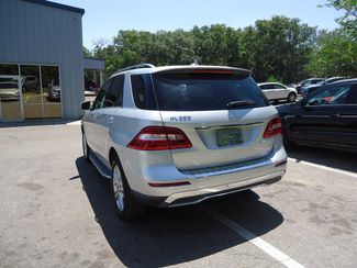 2015 Mercedes-Benz ML 350 w PANORAMIC ROOF SEFFNER, Florida 12
