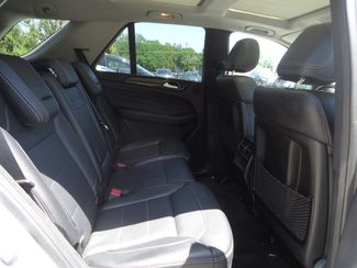2015 Mercedes-Benz ML 350 w PANORAMIC ROOF SEFFNER, Florida 19