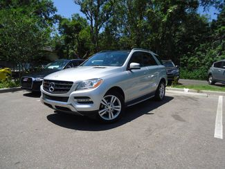 2015 Mercedes-Benz ML 350 w PANORAMIC ROOF SEFFNER, Florida 5