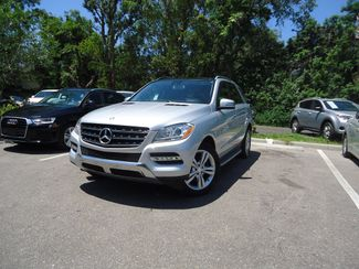 2015 Mercedes-Benz ML 350 w PANORAMIC ROOF SEFFNER, Florida 6