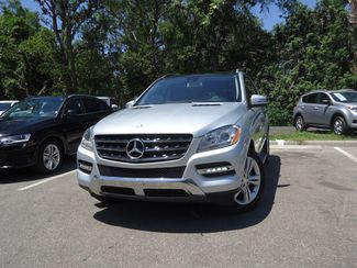 2015 Mercedes-Benz ML 350 w PANORAMIC ROOF SEFFNER, Florida 7