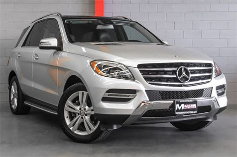 2015 Mercedes-Benz ML 350   in Walnut Creek