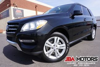 2015 Mercedes-Benz ML350 ML Class 350 SUV 4Matic AWD | MESA, AZ | JBA MOTORS in Mesa AZ