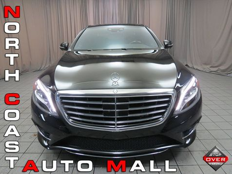 2015 Mercedes-Benz S 550 4dr Sedan S 550 4MATIC in Akron, OH