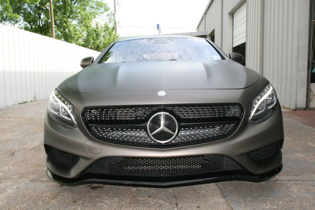 2015 Mercedes-Benz S 550 Cpe Sport Houston, Texas 13