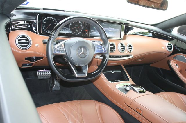 2015 Mercedes-Benz S 550 Cpe Sport Houston, Texas 14