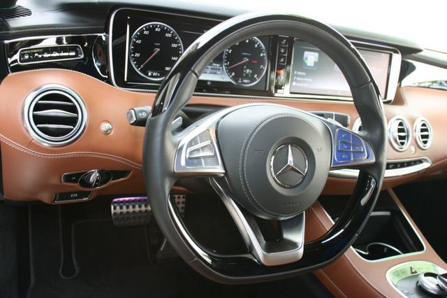 2015 Mercedes-Benz S 550 Cpe Sport Houston, Texas 20