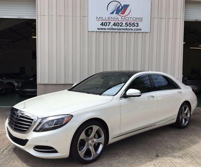 2015 Mercedes-Benz S 550 Longwood, FL 48