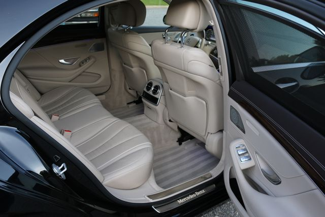 2015 Mercedes-Benz S 550 4Matic Mooresville, North Carolina 32