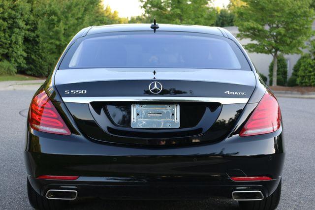 2015 Mercedes-Benz S 550 4Matic Mooresville, North Carolina 4