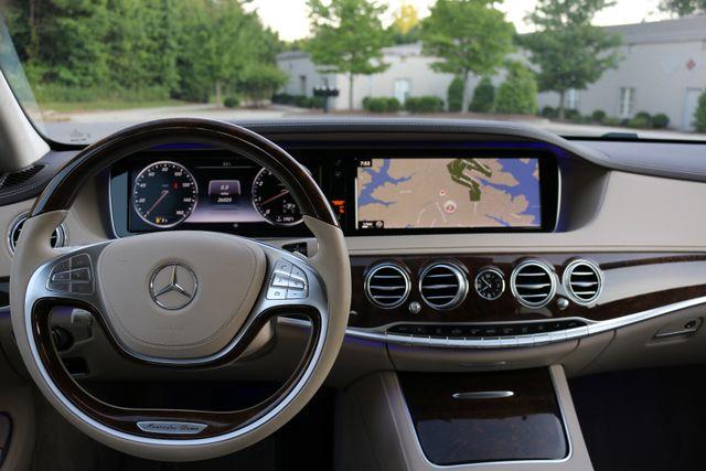 2015 Mercedes-Benz S 550 4Matic Mooresville, North Carolina 46