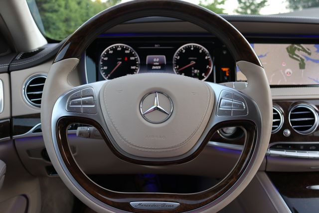 2015 Mercedes-Benz S 550 4Matic Mooresville, North Carolina 49