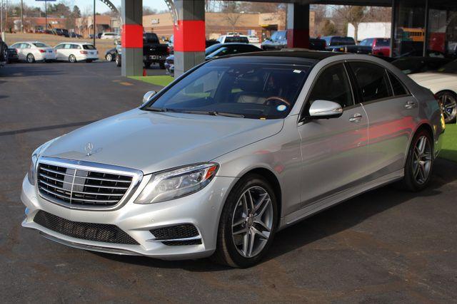 2015 Mercedes-Benz S 550 4MATIC AWD - SPORT, PREMIUM & DRIVER ASSIST PKGS! Mooresville , NC 26