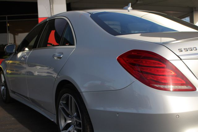 2015 Mercedes-Benz S 550 4MATIC AWD - SPORT, PREMIUM & DRIVER ASSIST PKGS! Mooresville , NC 32