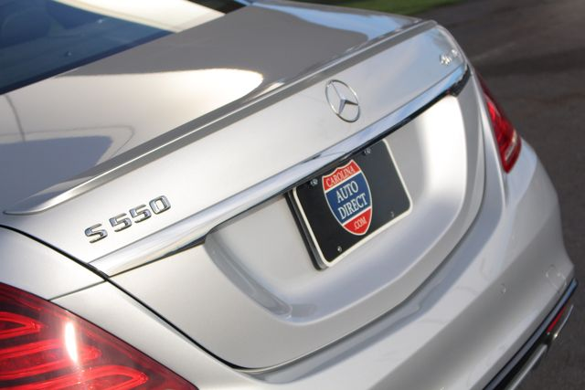2015 Mercedes-Benz S 550 4MATIC AWD - SPORT, PREMIUM & DRIVER ASSIST PKGS! Mooresville , NC 33