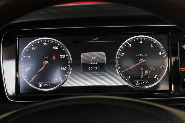 2015 Mercedes-Benz S 550 4MATIC AWD - SPORT, PREMIUM & DRIVER ASSIST PKGS! Mooresville , NC 12