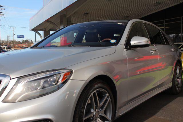 2015 Mercedes-Benz S 550 4MATIC AWD - SPORT, PREMIUM & DRIVER ASSIST PKGS! Mooresville , NC 28