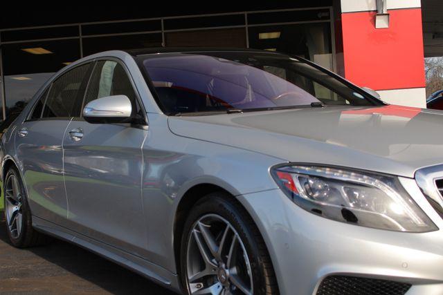 2015 Mercedes-Benz S 550 4MATIC AWD - SPORT, PREMIUM & DRIVER ASSIST PKGS! Mooresville , NC 27