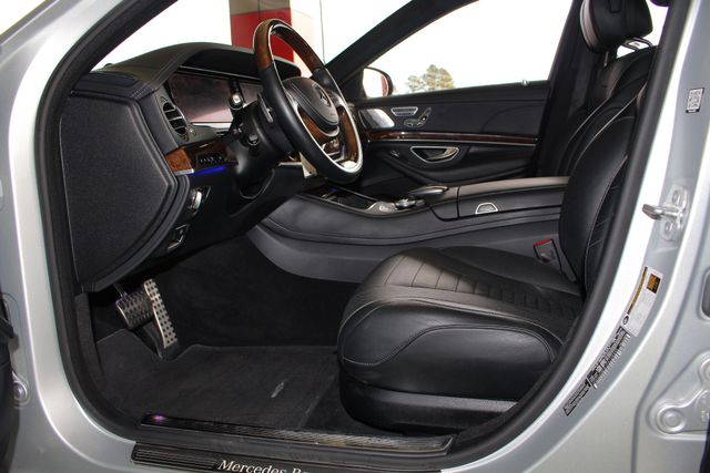 2015 Mercedes-Benz S 550 4MATIC AWD - SPORT, PREMIUM & DRIVER ASSIST PKGS! Mooresville , NC 40