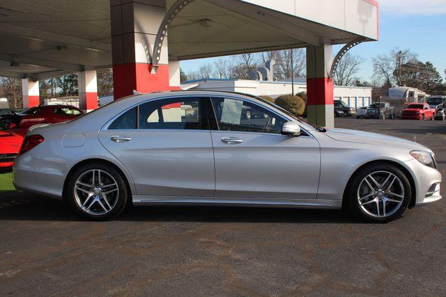 2015 Mercedes-Benz S 550 4MATIC AWD - SPORT, PREMIUM & DRIVER ASSIST PKGS! Mooresville , NC 18