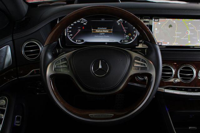 2015 Mercedes-Benz S 550 4MATIC AWD - SPORT, PREMIUM & DRIVER ASSIST PKGS! Mooresville , NC 9
