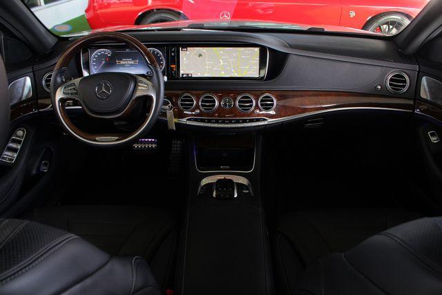 2015 Mercedes-Benz S 550 4MATIC AWD - SPORT, PREMIUM & DRIVER ASSIST PKGS! Mooresville , NC 37