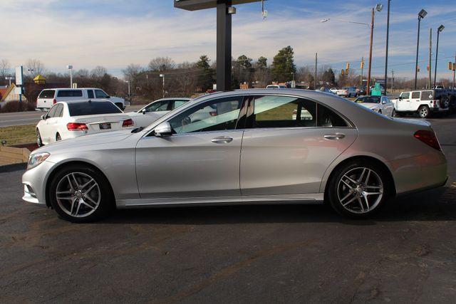 2015 Mercedes-Benz S 550 4MATIC AWD - SPORT, PREMIUM & DRIVER ASSIST PKGS! Mooresville , NC 19