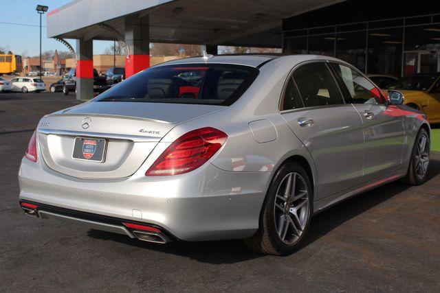 2015 Mercedes-Benz S 550 4MATIC AWD - SPORT, PREMIUM & DRIVER ASSIST PKGS! Mooresville , NC 29