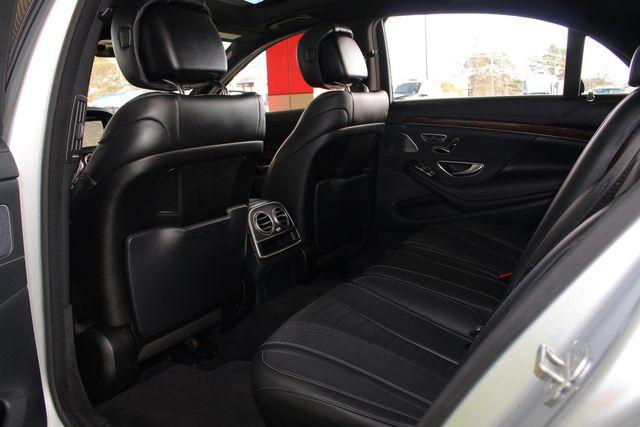 2015 Mercedes-Benz S 550 4MATIC AWD - SPORT, PREMIUM & DRIVER ASSIST PKGS! Mooresville , NC 64