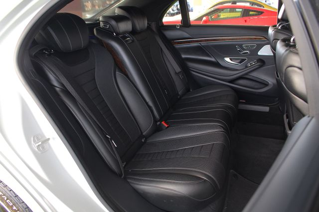 2015 Mercedes-Benz S 550 4MATIC AWD - SPORT, PREMIUM & DRIVER ASSIST PKGS! Mooresville , NC 16