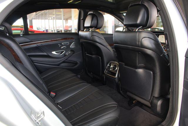 2015 Mercedes-Benz S 550 4MATIC AWD - SPORT, PREMIUM & DRIVER ASSIST PKGS! Mooresville , NC 65