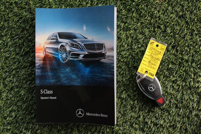 2015 Mercedes-Benz S 550 4MATIC AWD - SPORT, PREMIUM & DRIVER ASSIST PKGS! Mooresville , NC 22