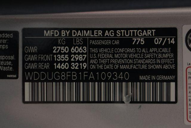 2015 Mercedes-Benz S 550 4MATIC AWD - SPORT, PREMIUM & DRIVER ASSIST PKGS! Mooresville , NC 80